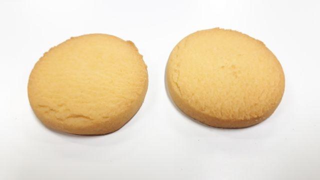 セブンイレブン濃厚で香り豊かなバタークッキー