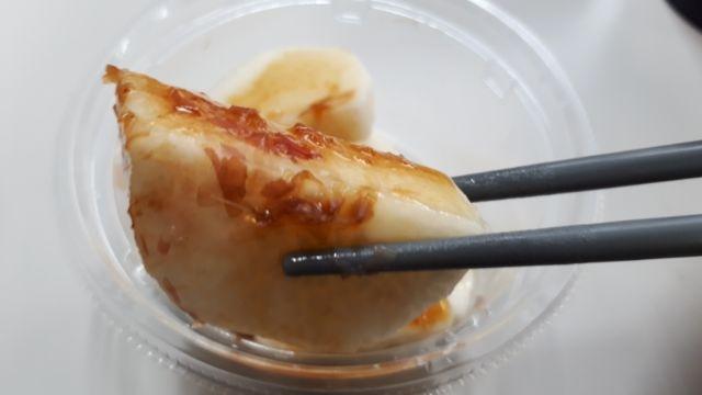 セブンイレブンだし醤油で食べる!おつまみ長芋