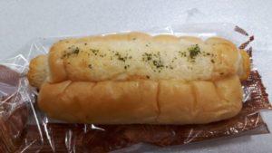 セブンイレブンちくわパン(ツナマヨネーズ)
