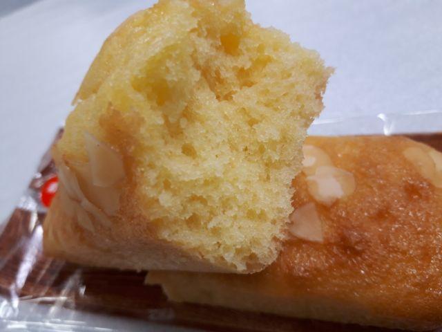 セブンイレブンアーモンドスティックケーキ