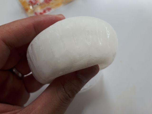 白いわらび塩バニラ